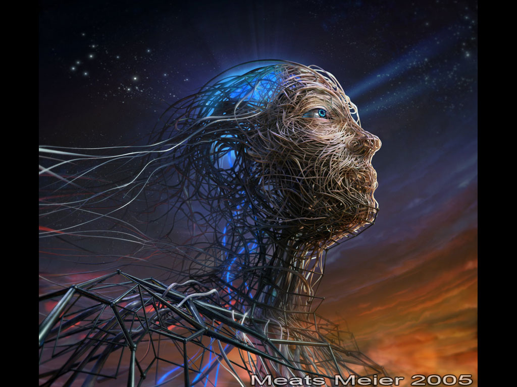 36 fantasy surreal and science fiction arts designbeep Computer art software