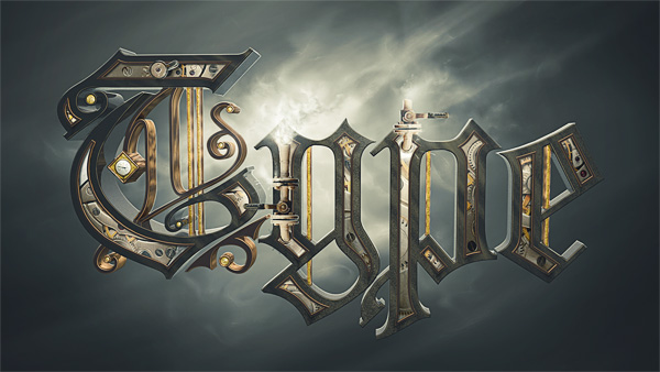 31.3d-photoshop-text-effect