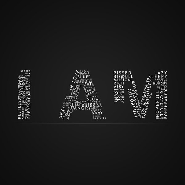 35.typography-text-art