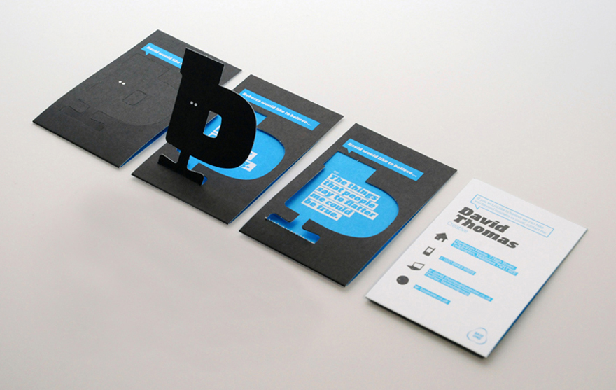 40+ Creative And Unusual Business Card Designs | Designbeep