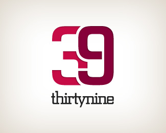 55 meaningful and inspiring logo designs created using numbers
