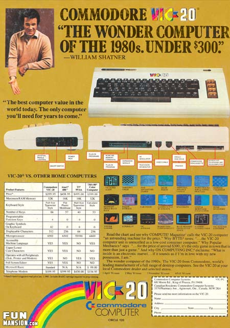 55 Vintage Computer Ads Which Will Make You Compare Today