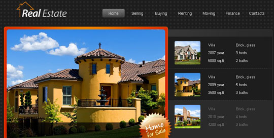 45 Free and High Quality CSS/XHTML Business Website Templates ...