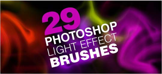 light effect photoshop brushes