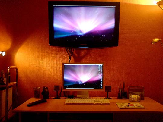 Inspiring  Workstations of Mac Users