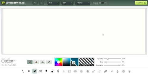 33 Free and Online Tools for Drawing,Painting and Sketching | Designbeep