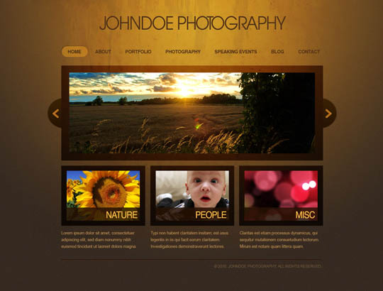 1.photoshop layout tutorials 2011