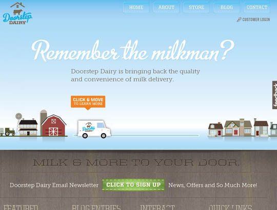 40 Clean and Well Crafted E-commerce Website Designs for ...