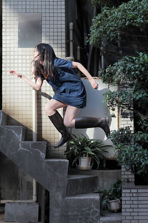 levitating girl wallpaper - photo #14