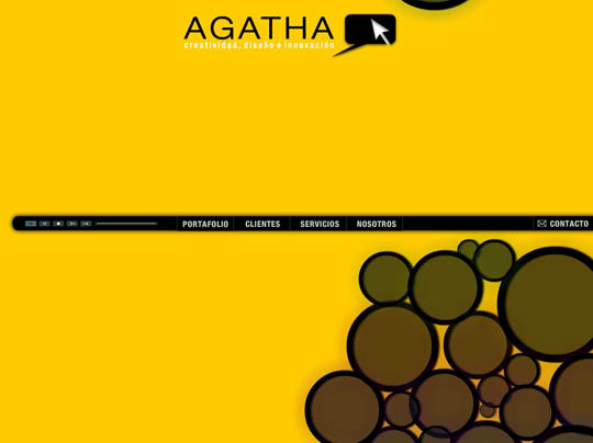 inspirational yellow websites