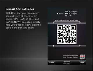 BARCODE SCANNER APP FREE IPHONE