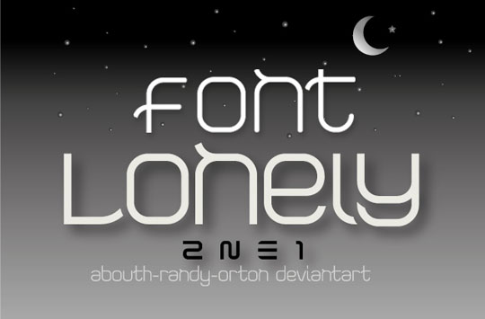 fresh and free fonts