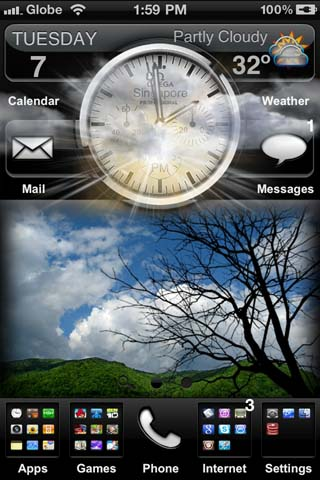 iphone4 themes