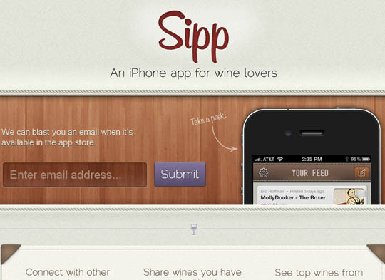 iphone apps website