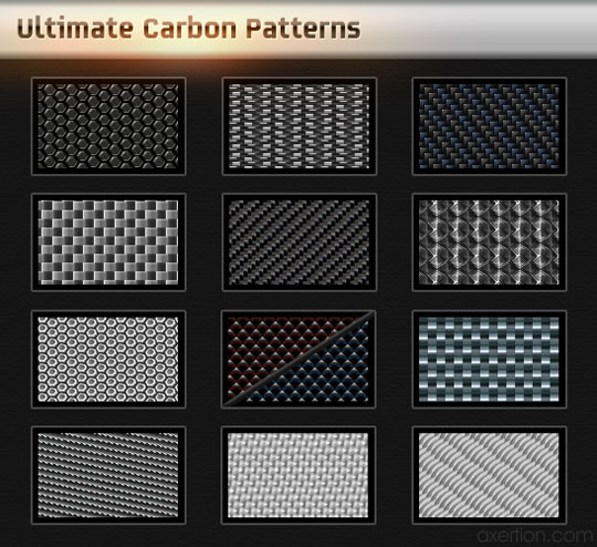 free carbon fiber texture and pattern