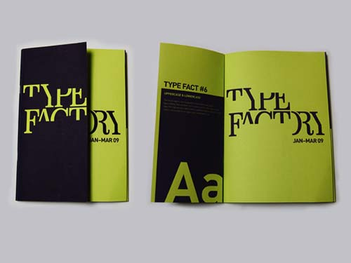 inspiring booklet designs