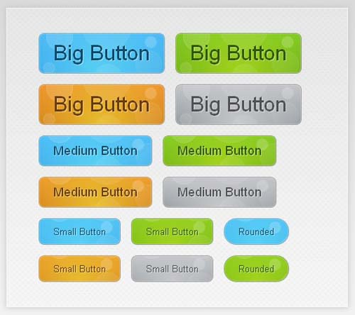 css3 animated button