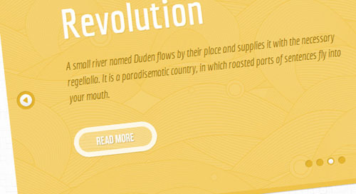 Slider with CSS3 and jQuery