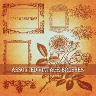 100+ Free Photoshop Frame Brushes To Decorate Your Designs