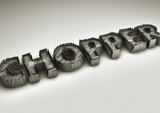 experimental typography