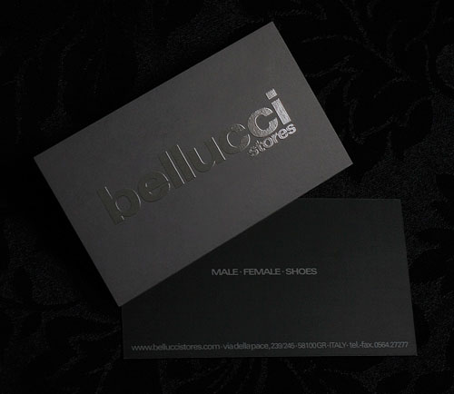 Less Is More 40 Brilliant Minimalist Business Cards