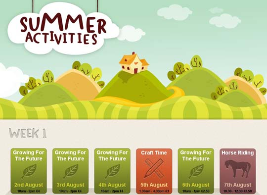 Showcase Of Websites For Kids To Inspire You