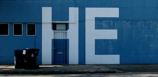 Urban Typography