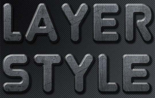40 Free Photoshop Layer Styles to Save Your Time | Designbeep