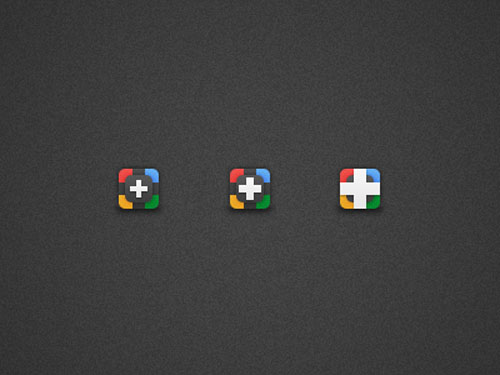 free google plus icons
