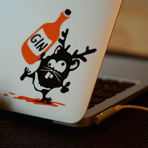 creative sticker designs