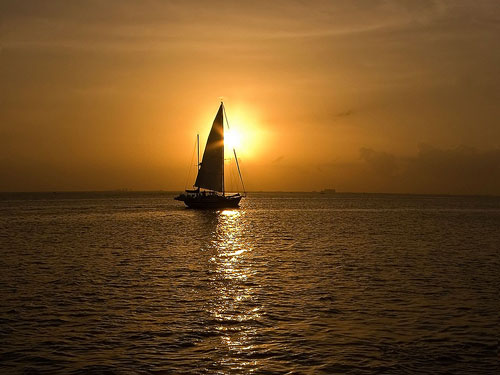 sailing wallpaper