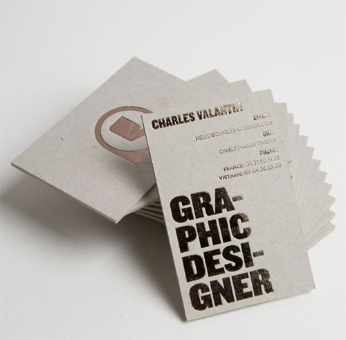 62 cool examples of big typography in business card design designbeep big typography business cards colourmoves