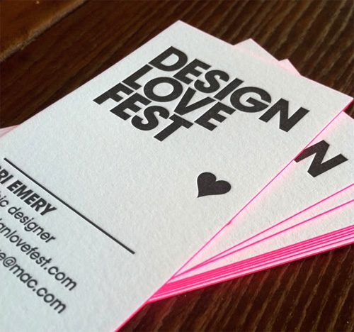62 cool examples of big typography in business card design designbeep big typography business cards reheart Images