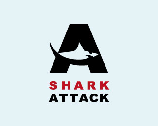 A Collection Of Inspiring Shark Logo Designs | Designbeep