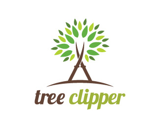 30 Impressive Use Of Trees In Logo Design Designbeep