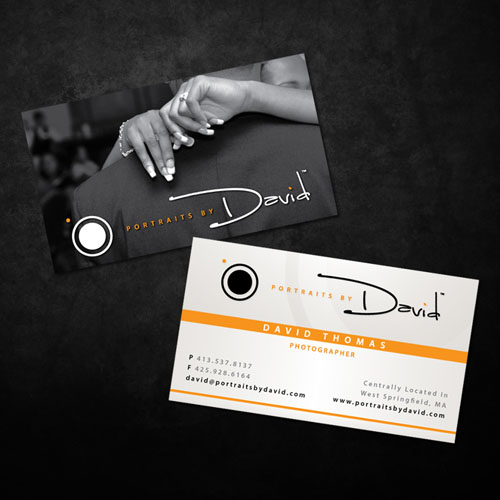 1.photography business cards