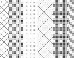 1.pixel patterns for photoshop