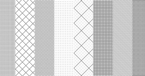 40 Free Repeatable Pixel Patterns For PhotoshopPAT Designbeep Interesting Pixel Patterns