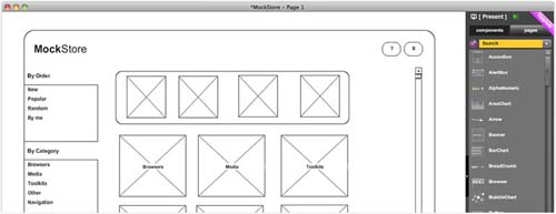 free wireframing and mockup tools