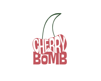 30 Cool Cherry Logos For Your Inspiration Designbeep