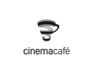 45 Clever Logos With Creative Use Of Film Strip and Film Reel ...