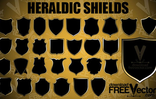 shield vectors