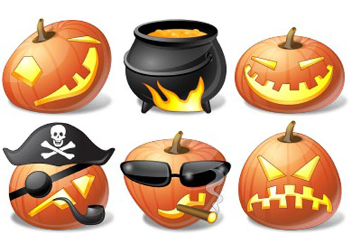 A Cool Collection Of Free Halloween Icon Sets | Designbeep