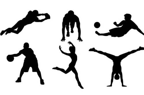 30 free sports related vector graphics for designers designbeep