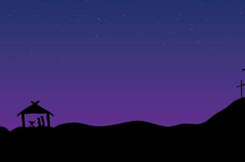 free vector night scene