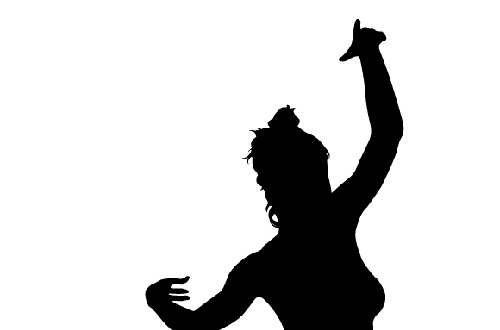 7.vector people silhouettes