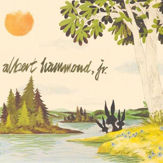 Albert Hammond album cover