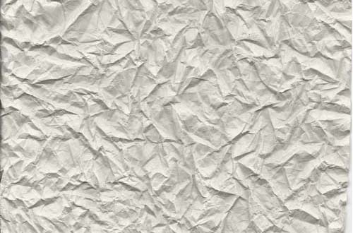 Crumpled Paper texture