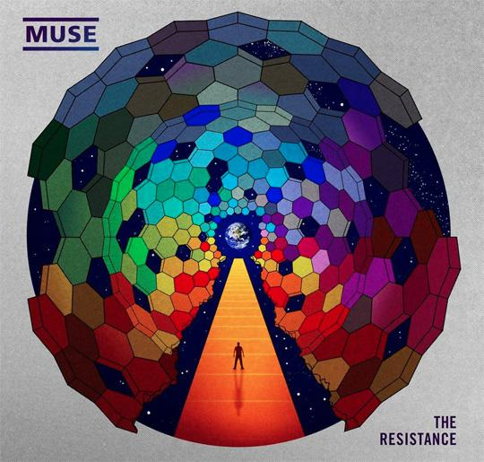Muse album cover