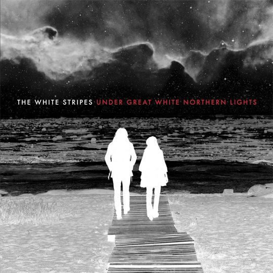 The White Stripes album cover